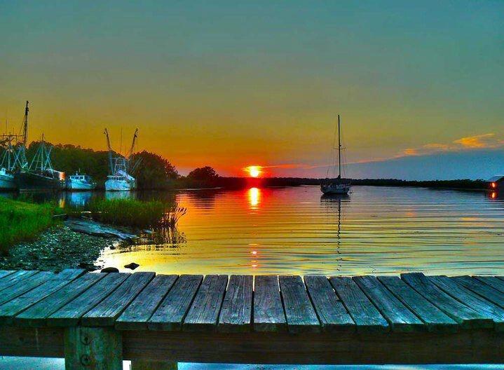 Apalachicola Florida Sunset Apalachicola Fl Pinterest