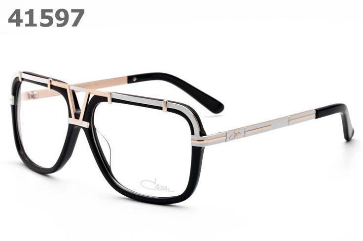 Cazal Sunglasses 8003 silver black frame