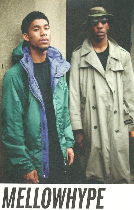 Left Brain & Hodgy Beats ♥