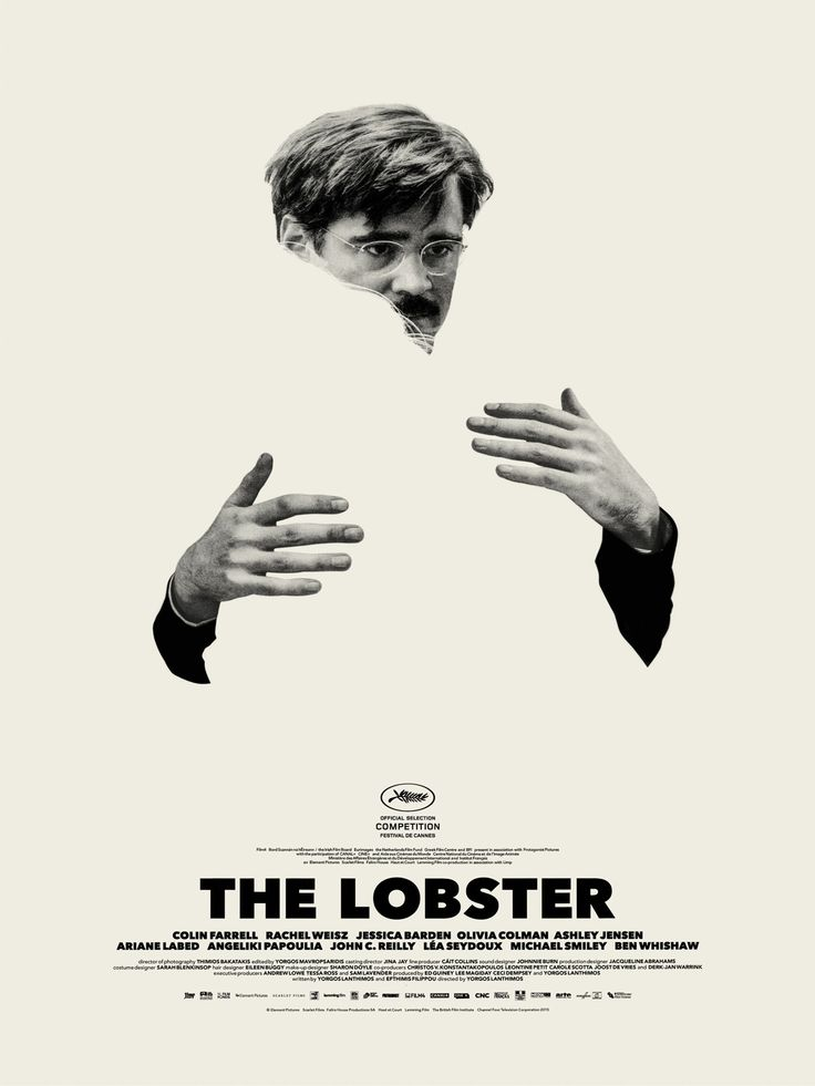 The Lobster by Yorgos Lanthimos, Greece