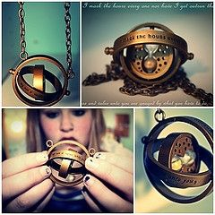 Timeturner. I used to own this exact one from Barnes & Noble until it met its untimely death via my cat :(