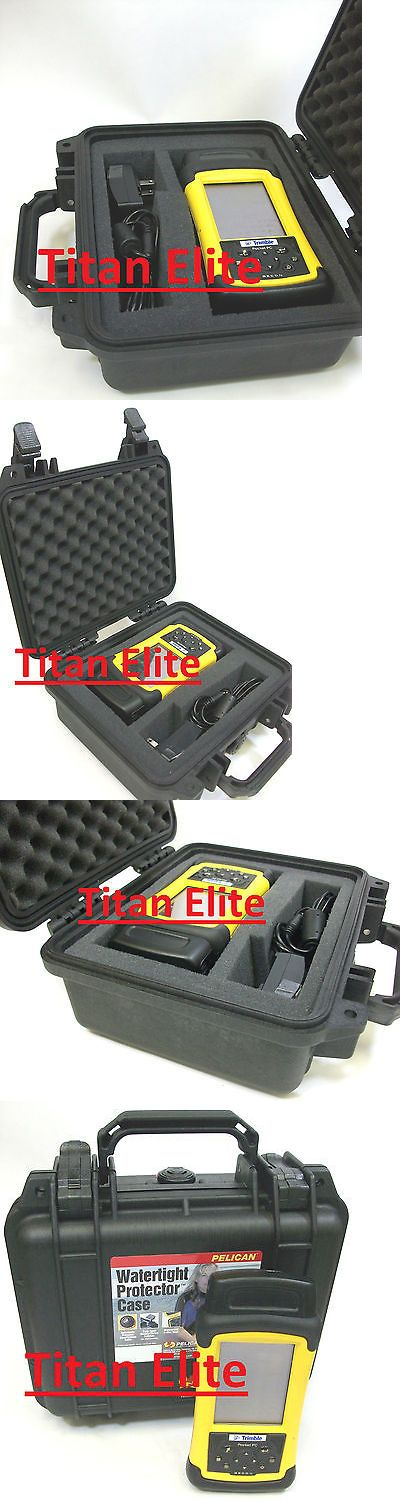 PDA Accessories: Trimble R3 Pda Computer Waterproof Rugged Pelican Carry Case -> BUY IT NOW ONLY: $79.01 on eBay!