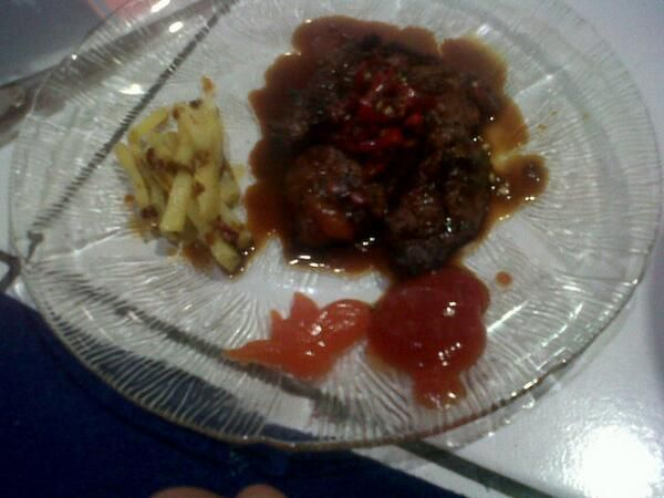 beafsteak from idul adha