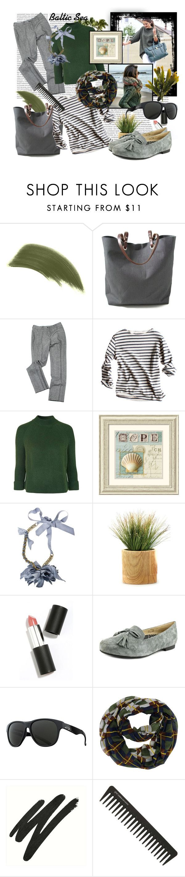 """Baltic Sea"" by tasha1973 ❤ liked on Polyvore featuring By Terry, Independent Reign, Екатерина Смолина, Topshop, Lanvin, Sigma Beauty, Propét, Smith, Vincent Longo and GHD"