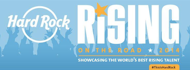 Will you be there on Saturday 24th May? #HardRockRisingOnTheRoad #ThisIsHardRock #Manchester
