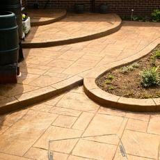 Royal Ashlar - patio - Whitchurch