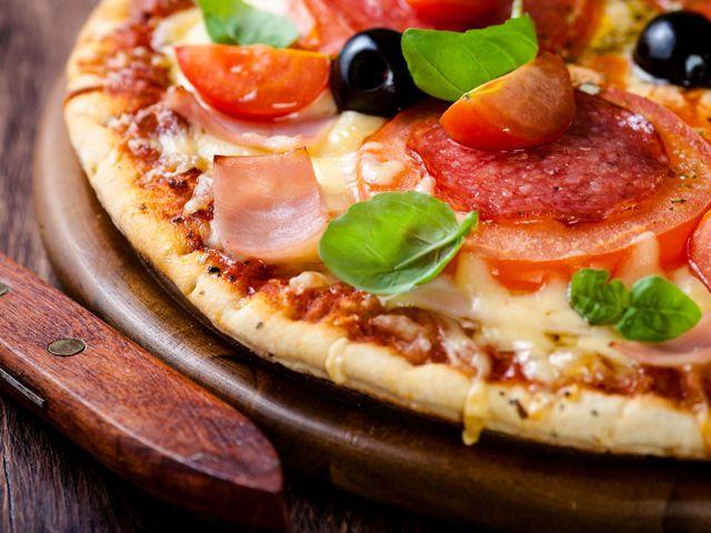 Ricas pizzas en Las trancas