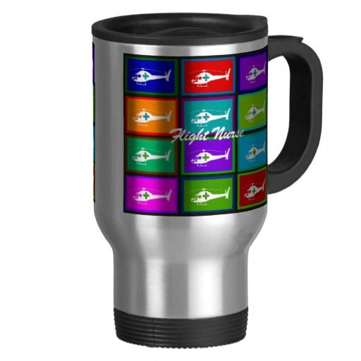 Personalized Nurse Travel Coffee Mug