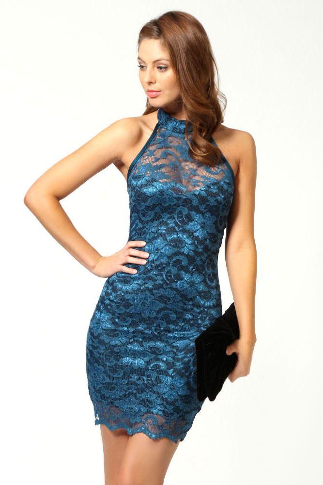 #mavi #desenli #bayan #elbise çok hoştur size bir tık uzakta