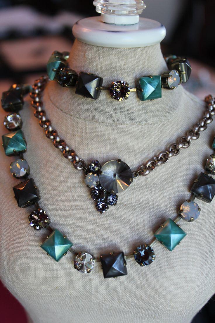 Sabika look necklace - Fall Winter 2013 Mosaic Female Fab Sabika Sabikalove