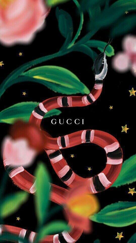 Wallpaper Gucci