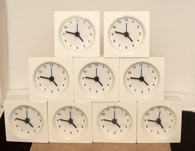 The 25 best ikea clock ideas on pinterest vanities teen time to hack the ribba with vckis clocks ikea hackers gumiabroncs Gallery