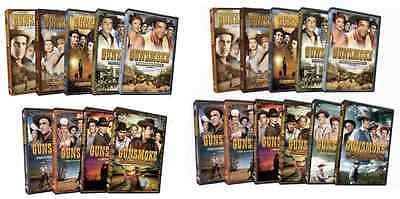 Gunsmoke Complete Episodes DVD Set Collection Season 1-11 Lot Series TV Show Box