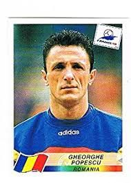 Image result for france 98 panini romania