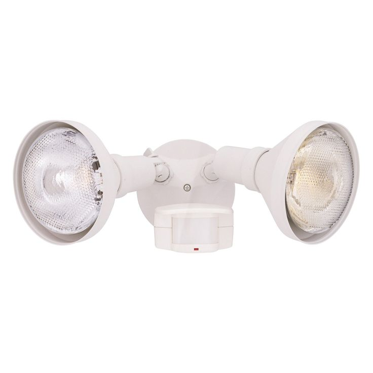 Designers Fountain Outdoor P218C Area and Security 180 Degree Motion Detector Light - $57 @hayneedle
