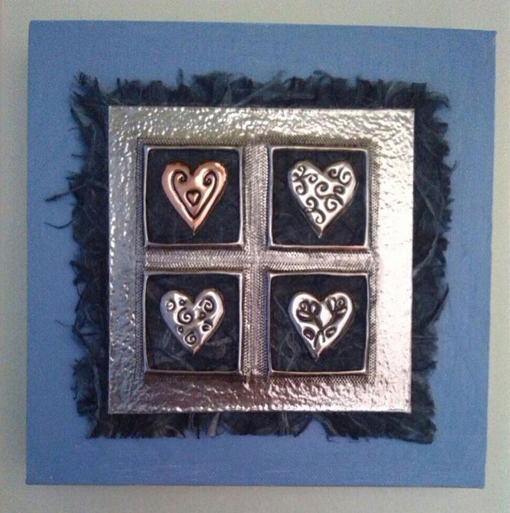 Made at The Pewter Room by Joanne www.thepewterroom.co.za