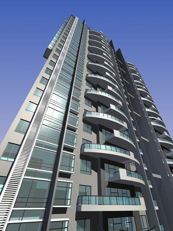 high rise building residential - Buscar con Google