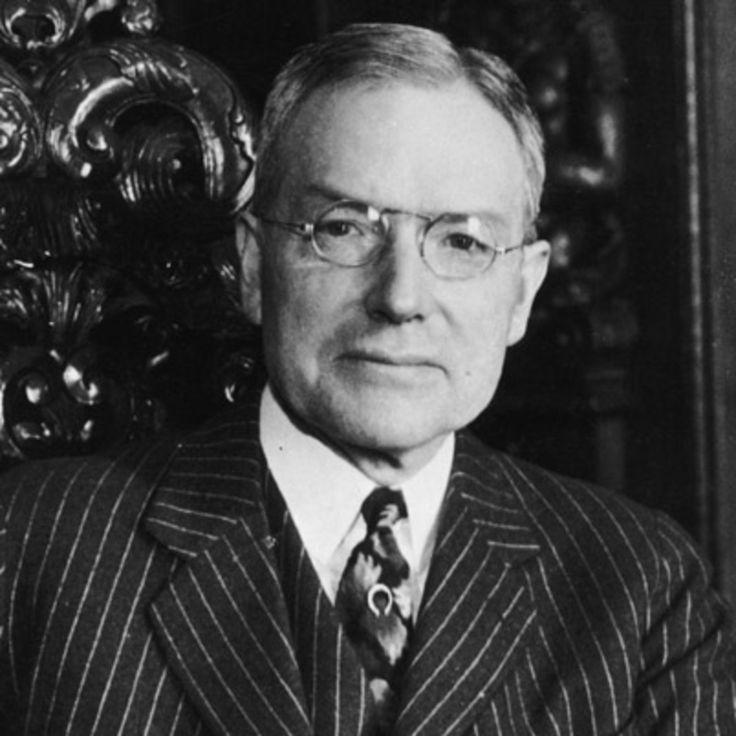 Philanthropist John D. Rockefeller Jr. was the only son of John D. Rockefeller and heir to his fortune. He is known for building Rockefeller Center in New York City.