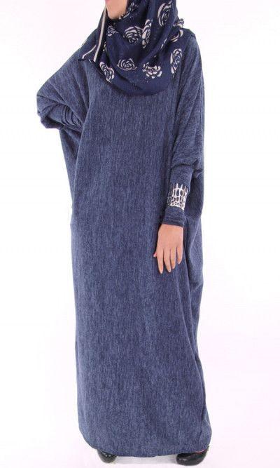 Butterfly Velvet Abaya Dress – Rashida Amin - Islamic Clothing, Abaya, Jilbabs, Hijabs
