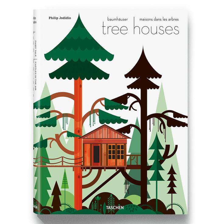 In Bäumen leben nur Eichhörnchen und Vögelchen? Weit gefehlt: lass' dich vom Coffee-Table-Book Tree Houses aus dem TASCHEN Verlag in die Wipfel kleiner und großer architektonischer Wunder entführen und entdecke, dass Baumhäuser weit mehr...