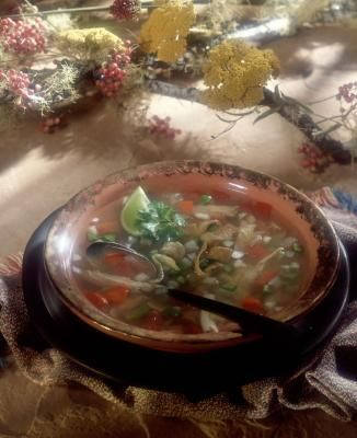 Day Vegetable Soup Diet