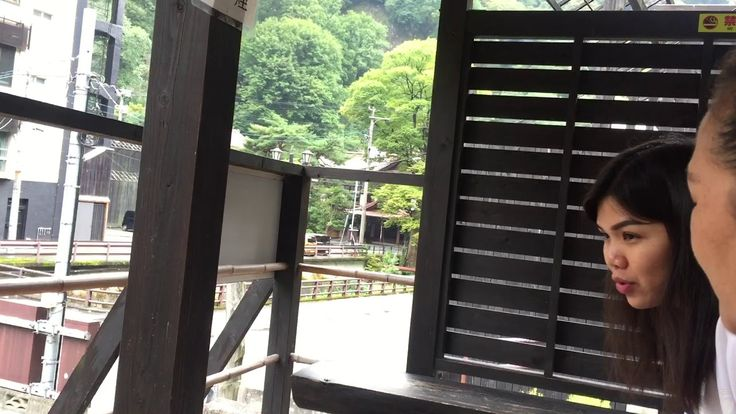 Travel Japan: Free foot onsen at Higashima Onsen, …