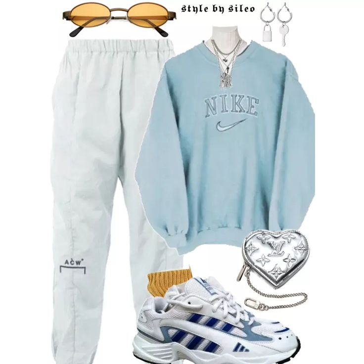 Outfit Inspiration: bluesss