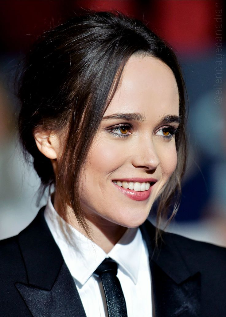 from Emiliano ellen page is gay