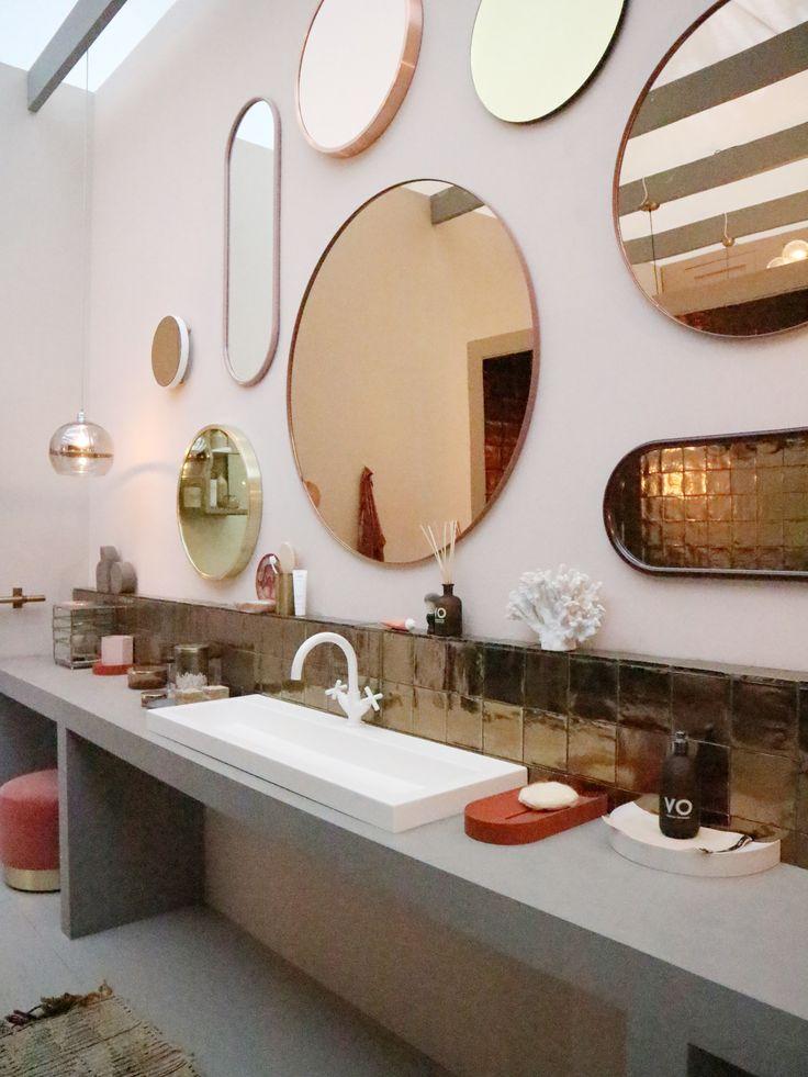 Slaapkamer - badkamer VTwonen huis | Peet likes