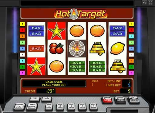 slot machines online szizling hot