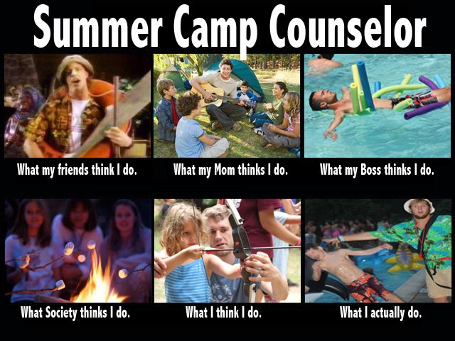 My favorite of the camp counselor ones of these