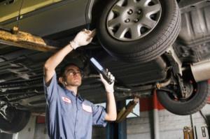 We perform full auto diagnostics