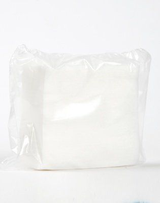 Салфетка одноразовая 10*10 спанлейс белый №100 шт. пачка от Бренды