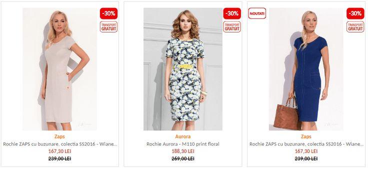 Rochii de vara marimi mari XXL ieftine - BuzzMag