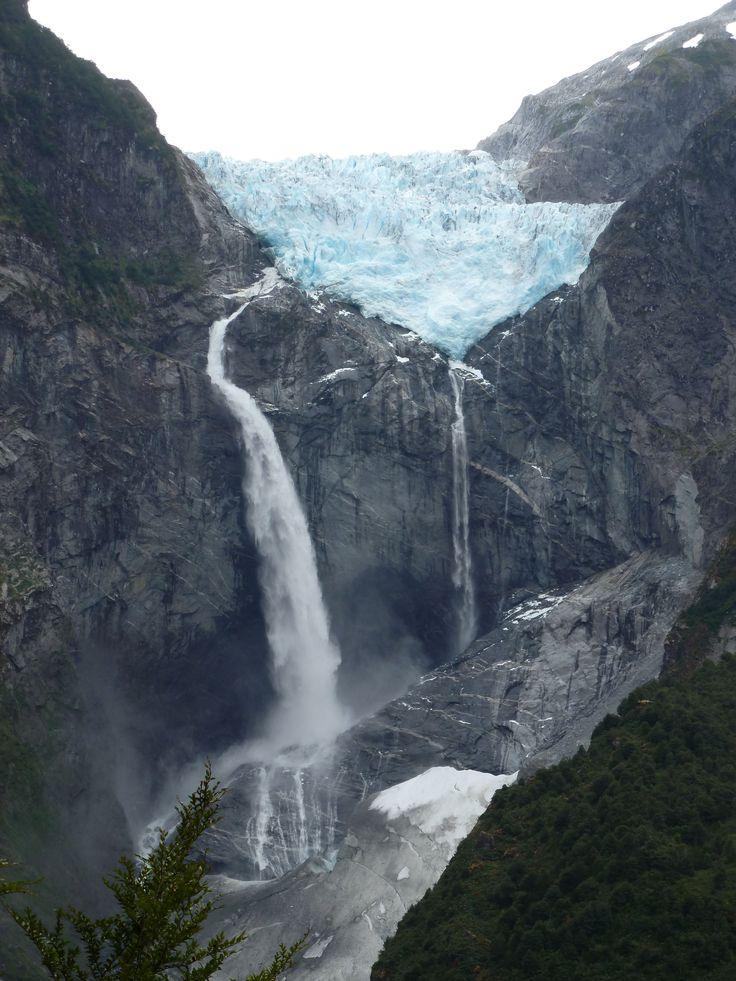 Ventisquero Colgante Parque Queulat Chile
