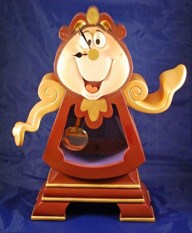 Cogsworth Limited Edition Clock Products I Want