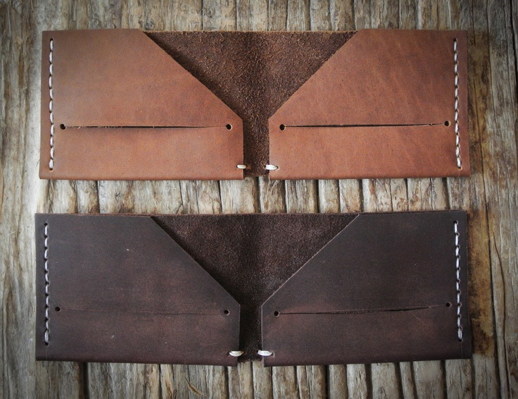 #Leather #wallet #mens #gear #style #handcrafted #madeinamerica #minimalist #stockandbarrel