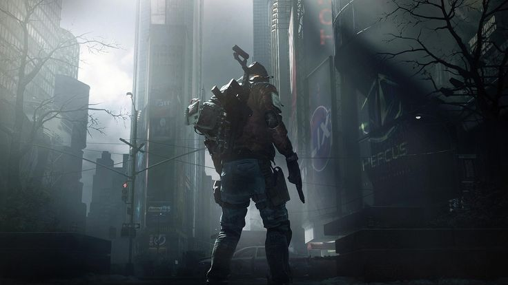 Artwork — Tom Clancy's The Division