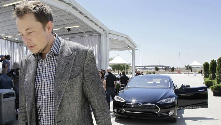 He will not rest until Tesla hits its goals. Literally.