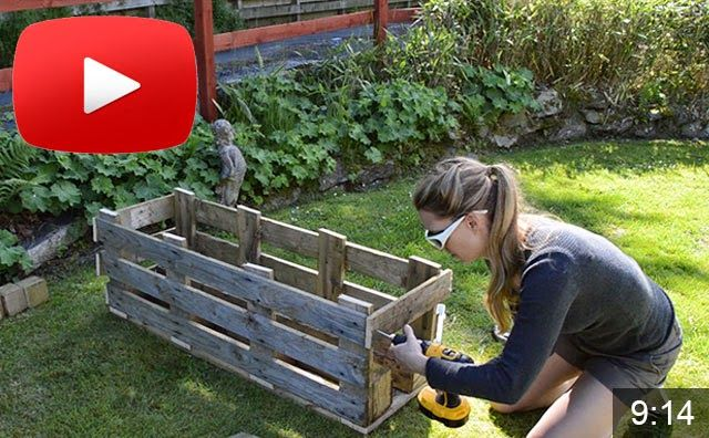 One of my most popular blog posts of all time is a diy tutorial on how to transform a pallet into a Strawberry Planter. I put the project together last year and since then it's had thousands of views, loads of comments, and more than a handful of readers email me pictures of their own …