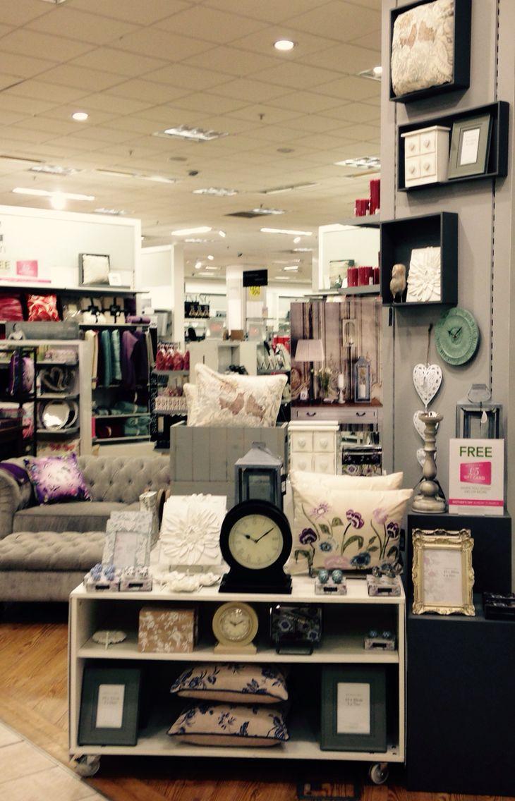 Home visual merchandising