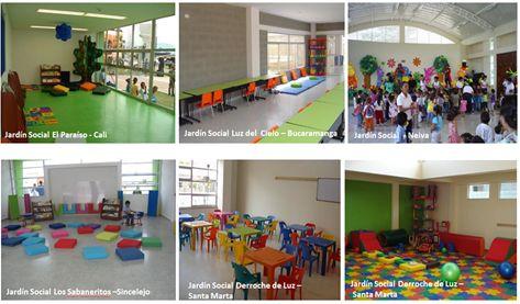 Instituto Colombiano de Bienestar Familiar - ICBF SALA MULTIPLE