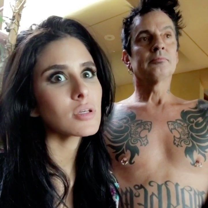 Tommy Lee Is Engaged To Brittany Furlan See Her Ring Tommy Lee