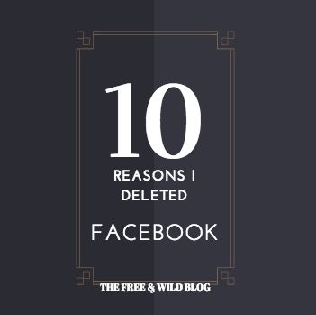 I just deleted my Facebook. Here's why.
