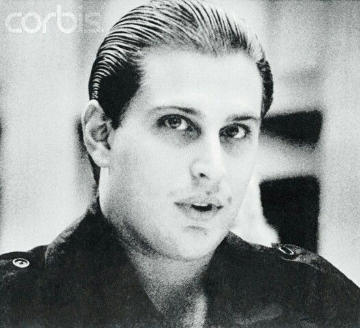 "Original caption: Philadelphia: Nicky Scarfo, Jr., son of convicted Philadelphia organized crime chief ""Little Nicky"" Nicodemo Scarfo, (shown in 1988 )"