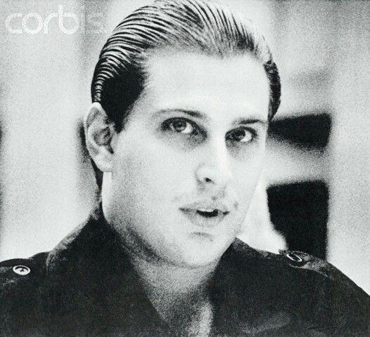 "Original caption: Philadelphia: Nicky Scarfo, Jr., son of convicted Philadelphia organized crime chief ""Little Nicky"" Nicodemo Scarfo, (shown in 1988 )"