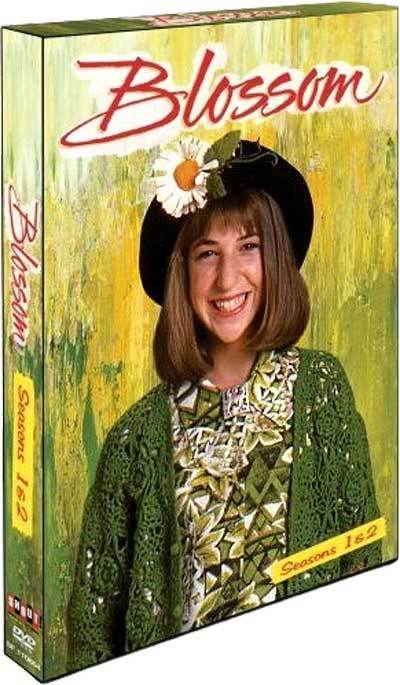Blossom #TV  Before she was Amy Farah Fowler!