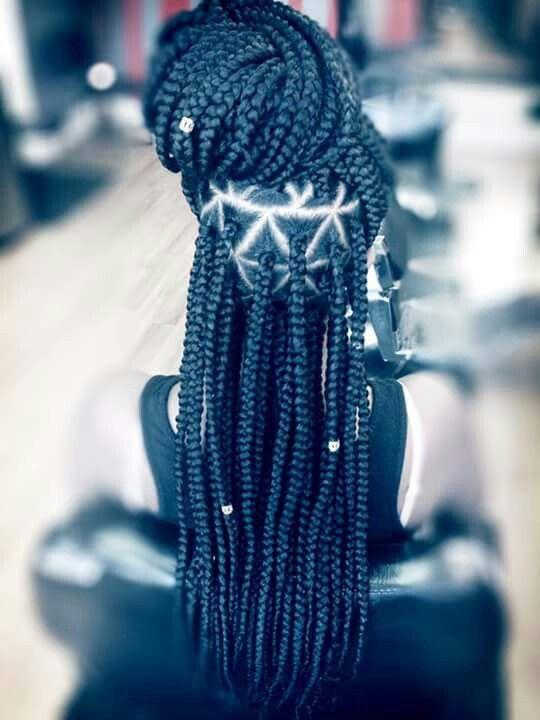 17 Best Ideas About Single Braids Hairstyles On Pinterest
