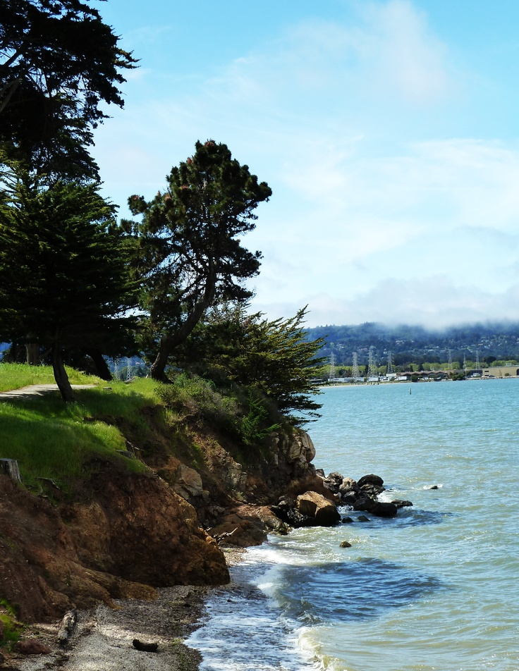 Coyote Point County Park in San Mateo, California.
