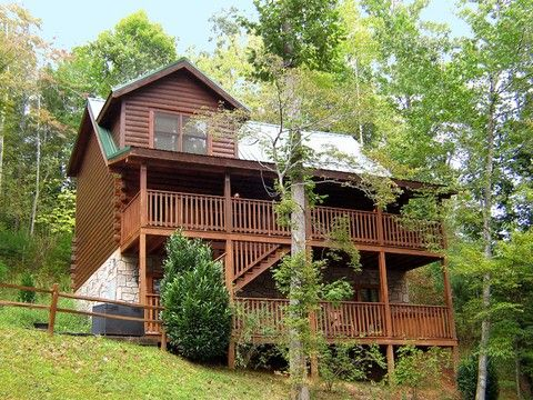 25 best great smoky mountain cabin rentals images on pinterest